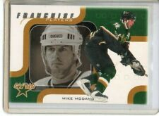 2001-02 IN THE GAME MIKE MODANO FRANCHISE PLAYERS