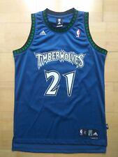 Kevin Garnett Minnesota Timberwolves Adidas Swingman Jersey Trikot NBA Sz. M