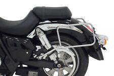 Kawasaki VN1700 Clásico Sidecarrier Permanente Soporte Cromo por Hepco y Becker