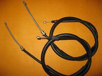 RENAULT SUPER R5(85-93)R9,R11(82-89)NEW PAIR OF REAR BRAKE CABLES -BC2055,VVB225