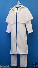 Uryu Ishida Cosplay Costume Custom Made <Lotahk>