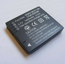 CGA-S/106B battery f/ Panasonic LUMIX DMC-FH20 DMC-FH22