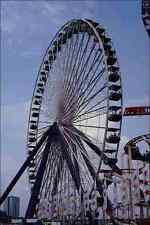 721059 Noria en Worlds Fair A4 Foto Impresión