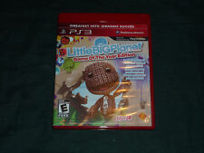 LittleBigPlanet (Game of the Year Edition)  (Sony Pl...