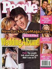 People 12/03,Trista Rehn,Ryan Sutter,Gwyneth Paltrow,Anne Rice,December 2003,NEW