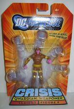 QWARDIAN WEAPONER action figure Infinite Heroes Crisis Mattel DC Comics Universe