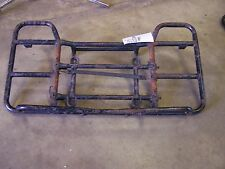 honda atc200e big red atc200 rear back carrier luggage rack 82 1982 83 1983