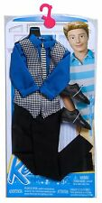 2014 Barbie Life In The Dreamhouse Ken Dressy Shirt,Vest,Pants Fashion #Cfy03!