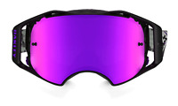 GOGGLE SHOP TEAR OFF LENS TO FIT OAKLEY AIRBRAKE MOTOCROSS GOGGLES - PINK