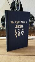 THE EXPLICIT NAME OF LUCIFER - G. de Laval - Occult Demonology Grimoire Goetia