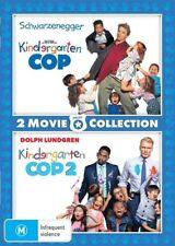Kindergarten Cop / Kindergarten Cop 2 (DVD, 2018)
