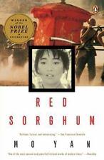 Red Sorghum by Mo Yan (1994, Paperback)