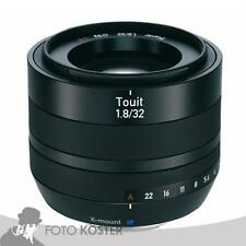 Zeiss Touit 1,8/32 Sony E-mount (2030-678) Neuf neuf dans sa boîte