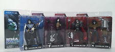 KISS-Limited Mc Farlane Creatures Edition 4 personnages Set avec instruments