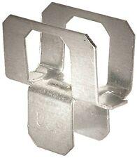 Plywood Clips 1/2in Gv Stl Bag