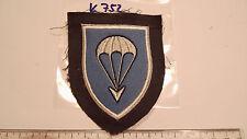 Bundeswehr Verbandsabzeichen Luftlandebrigade 25 mgst (k752)