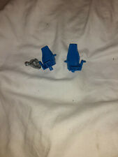 tyco dino riders pair of catwalk accessories chair seats -1 with gun