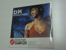 Beverley Knight Enhanced Sampler CD EP - Get Up / Greatest Day / AWOL