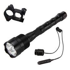 Trustfire 3800Lm TR-3T6 XML T6 LED Tactical Flashligh Torch Mount Rail Lamp Gun