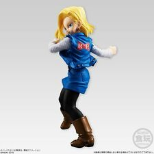 "Dragonball Z Styling Android 18 4"" PVC figure Bandai"