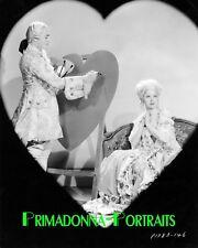 MARY CARLISLE & JOHN HOWARD 8x10 Lab Photo 1930s Heart Period Costume Portrait