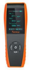 Temtop LKC-1000S Air Quality formaldéhyde Moniteur Détecteur avec PM2.5/PM10/HCHO