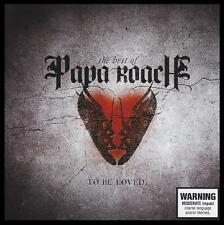 PAPA ROACH - TO BE LOVED : THE BEST OF CD w/BONUS Track ~ GREATEST HITS *NEW*