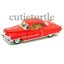 Kinsmart 1953 Cadillac Series 62 Coupe 1:43 Diecast Toy Car Red