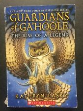 Guardians Of Ga'hoole: The Rise Of A Legend - Paperback by Kathryn Lasky