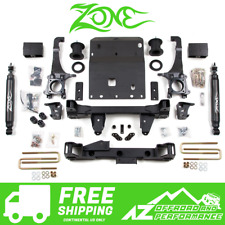 """Zone Offroad 6"""" Lift Suspension System 05-15 Toyota Tacoma 4WD T3N"""
