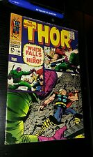 Thor #149 (Feb 1968, Marvel) VS WRECKER ! 5.5/+ GLOSSY LOVELY BOOK C PHOTOS!!