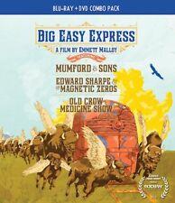 Big Easy Express (Blu-ray/DVD, 2012, 2-Disc Set) NEW