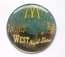 M/West night show... MC DONALD'S - PIN (148k)