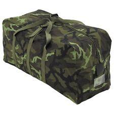 Bolsa de campo CZ CAMO Holdall 52 Litro 62 X 28 X 30 Cm Ejército Militar MFH Camoflague