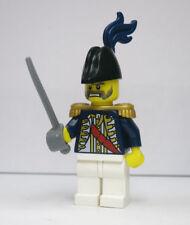 Governor Imperial Officer Dark Blue 10210 Pirates LEGO Minifigure Mini Figure