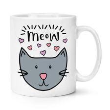 Miaou Luna Chat 284ml Tasse - Drôle Crazy Cat Lady Chaton