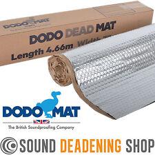 Dodo Dead Mat Hex Car Sound Deadening 4.66m Bulk Roll Vibration Proofing Mat
