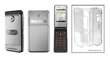 Coque Cristal Transparente (Protection Rigide) ~ Sony Ericsson Z770 // Z770i