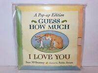 Guess How Much I Love You Pop Up Book Sam McBratney Anita Jeram New