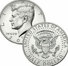 2011 P&D SET PRESIDENT KENNEDY HALF DOLLAR CLAD TWO UNCIRCULATED U.S.MINT COINS