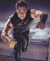 Daniel Cudmore Signed Autographed 8x10 Photo X-Men COLOSSUS Twilight COA VD