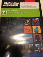 T1 ASE  Gasoline Engines DVD  Training Guide