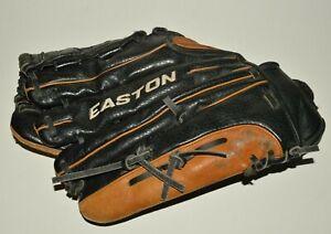 "Nice High End Easton BX13S Leather Baseball Mitt Glove Rare 13"""