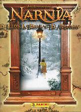 Panini 2005 Chronicles of Narnia I Complete Loose Sticker Set + Empty Album
