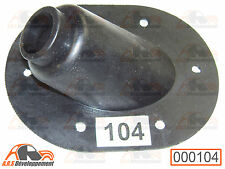 SOUFFLET NEUF en caoutchouc pour levier de vitesse de Citroen 2CV ancienne -104-