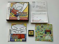 NIntendo DS KESHIKASU-KUN Battle Kasutival With sticker JAPAN NTSC-J KONAMI