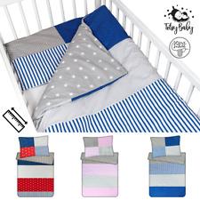 Patchwork Kinderbettwäsche Babybettwäsche Kinder Bettwäsche Bettset doppelseitig