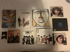 Shinee Exo Album Collection Kpop Korean Taemin Kai Shrub