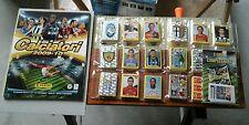 Album Calciatori 2009 2010 set completo,aggiornamento e film campionato panini