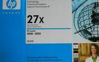 Original HP TONER  C4127X HP LASERJET 4000 4050 Canon Ep-52 neu B
